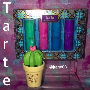 Tarte Mermaid Kisses lipsticks SET